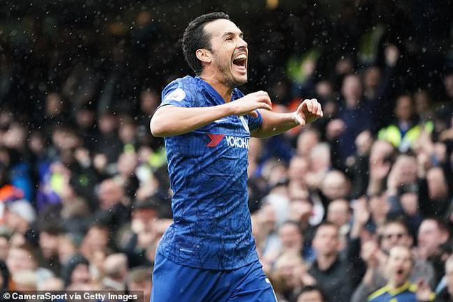 Pedro quyết định chia tay Chelsea ngay sau mùa giải này | VTV.VN