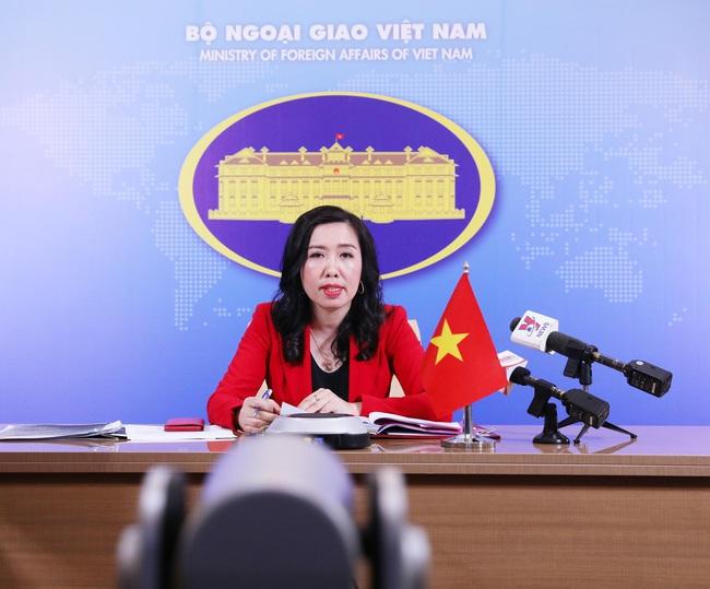 Người Phát ngôn Bộ Ngoại giao: Yêu cầu Trung Quốc tôn trọng chủ quyền của Việt Nam - ảnh 2