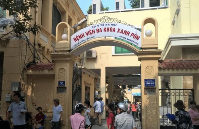 Phong tỏa tạm thời một khoa của bệnh viện Xanh Pôn - ảnh 2