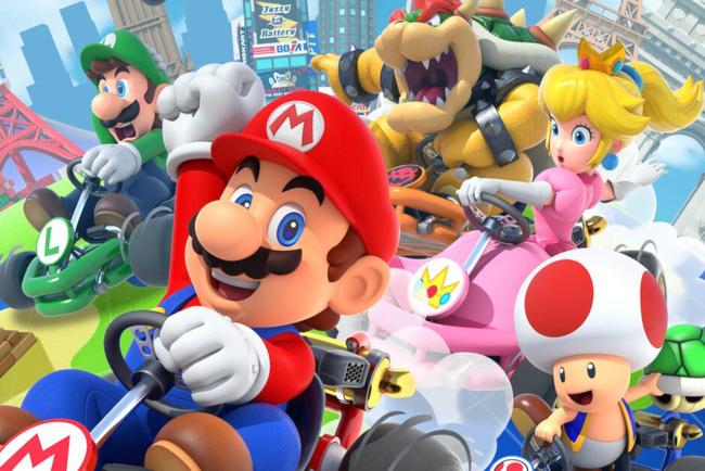 Mario Kart hỗ trợ chế độ nhiều người chơi theo thời gian thực trên iOS - ảnh 2