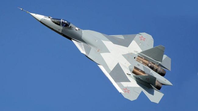 Nga thử nghiệm Su-57 ở mức chiến đấu cao nhất - ảnh 2