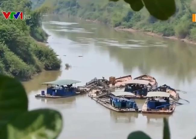 Chính quyền huyện Bù Đăng xác nhận có tình trạng khai thác cát trái phép - ảnh 2