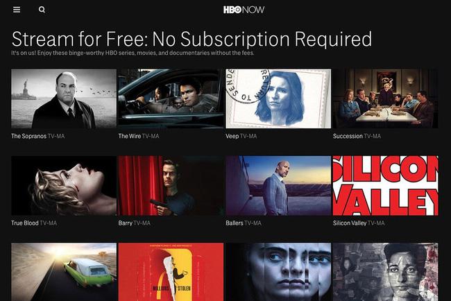 HBO miễn phí dịch vụ xem trực tuyến trong mùa COVID-19 - ảnh 1