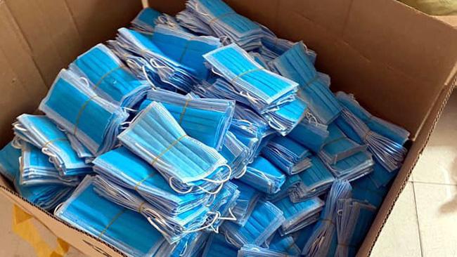 Phát hiện và xử lý nhiều cơ sở tái chế khẩu trang y tế đã qua sử dụng - ảnh 2