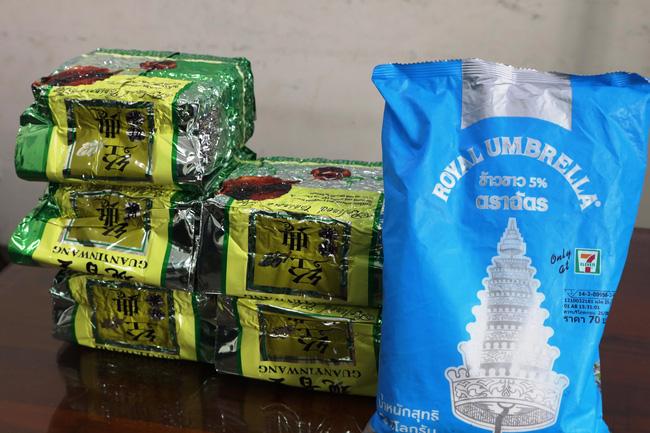 Bắt vụ vận chuyển 6kg ma túy tổng hợp từ Campuchia về Việt Nam - ảnh 1