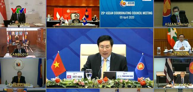 ASEAN nỗ lực hợp tác phòng chống dịch COVID-19 - ảnh 2