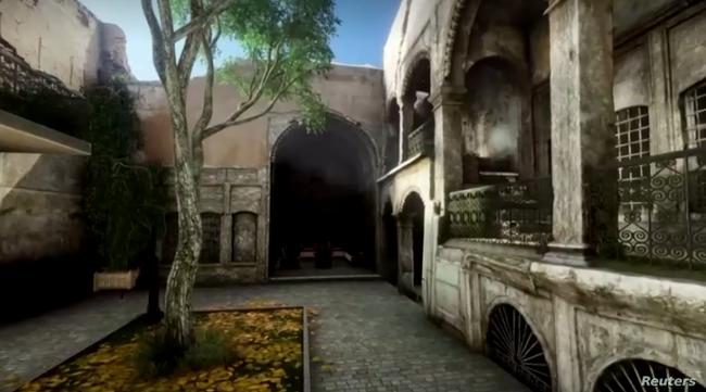 Trải nghiệm khám phá Iraq cổ đại bằng công nghệ thực tế ảo - ảnh 1