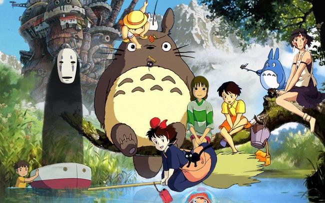 Lần đầu tiên, bảo tàng Studio Ghibli cho phép du khách tham quan trực tuyến - ảnh 3