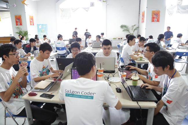 Vietnam Online Hackathon - Xây dựng giải pháp chuyển đổi số hậu COVID-19 - ảnh 2