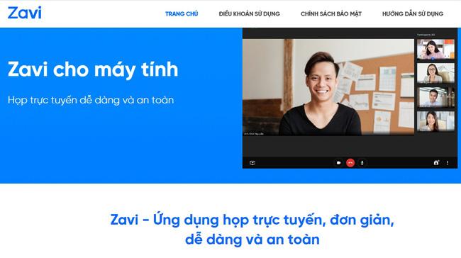 Nền tảng hội nghị trực tuyến Zavi ra mắt - Đối thủ mới của Zoom và Facebook Mesenger Rooms - ảnh 2