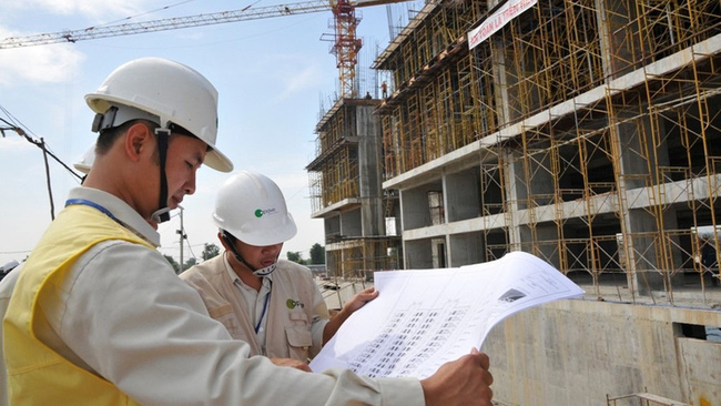 Some types of fees in the construction sector will be cut down by 50% from May 5 to December 31, 2020. (Illustrative image)