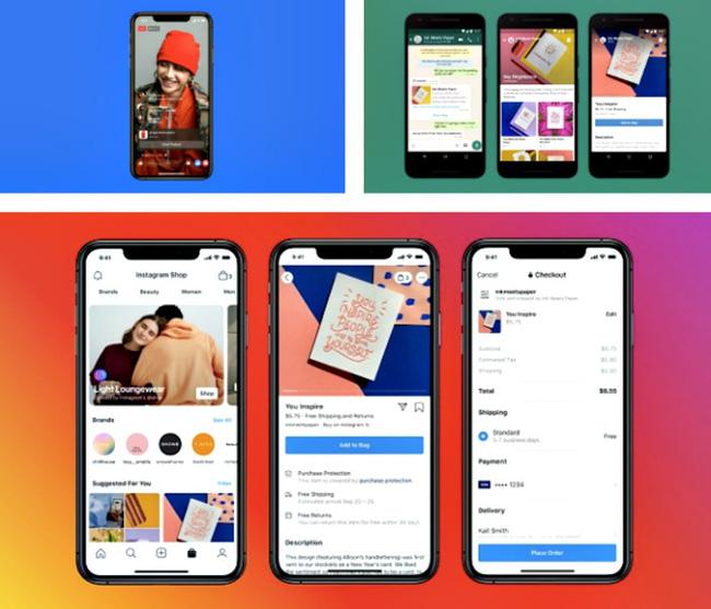 Facebook Shops: Mua sắm trực tuyến chỉ với vài thao tác đơn giản - ảnh 1