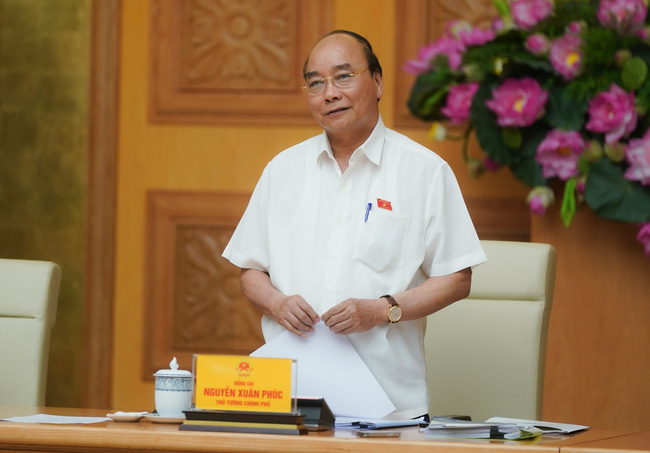 Prime Minister Nguyen Xuan Phuc (Photo: VPG)