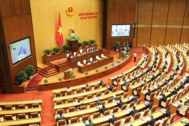 Quốc hội họp trực tuyến: Tiết kiệm chi phí nhưng giảm tương tác? - ảnh 5