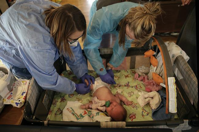 Nguy cơ gián đoạn tiêm chủng cho 80 triệu trẻ em dưới 1 tuổi trên toàn thế giới - ảnh 2