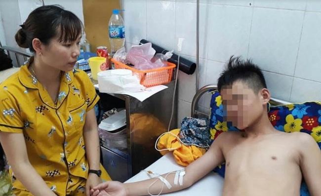 Thanh Hoá: Phụ huynh tố thầy giáo dạy thể dục đánh học sinh lớp 7 nhập viện - ảnh 1
