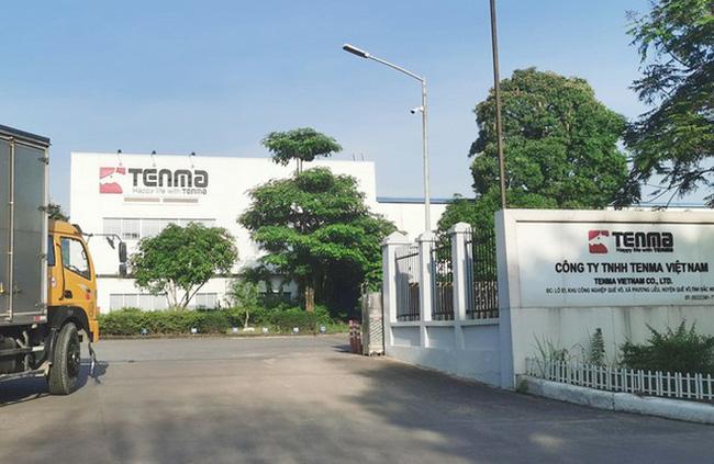 Đình chỉ 5 công chức thuế liên quan đến vụ việc Công ty Tenma Việt Nam - ảnh 3