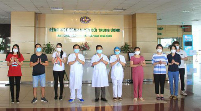 More patients have recovered from COVID-19 in Vietnam