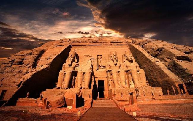 Những sự thật bất ngờ về Kim tự tháp lớn nhất thế giới - ảnh 13