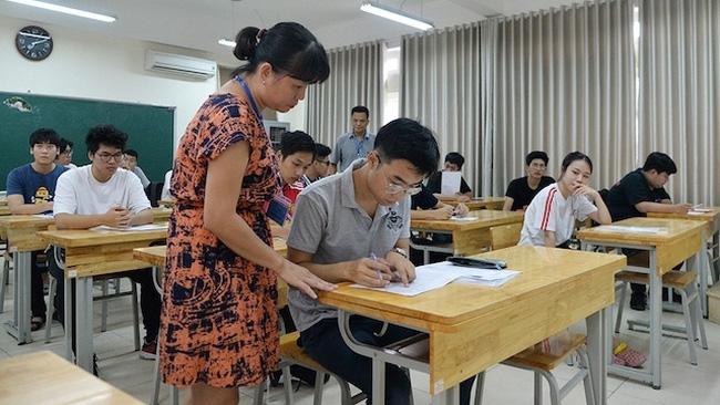 Students sit the national high school graduation examination 2019. (Photo: NDO/Thuy Nguyen)