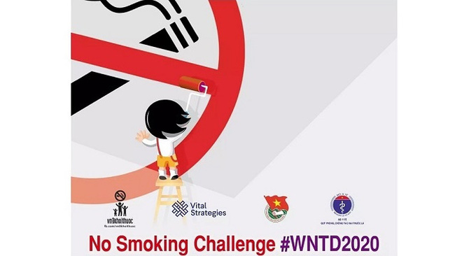 A contest has been launched to raise youths' awareness of tobacco harm.
