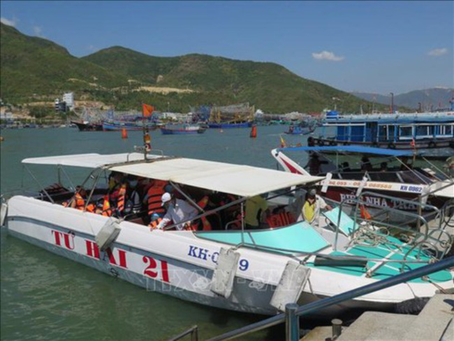 The central coastal city of Nha Trang is noted for various tourist destinations (Photo: VNA)