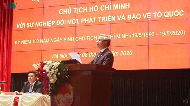 Thấm nhuần sâu sắc và thực hiện tốt những Di huấn của Chủ tịch Hồ Chí Minh - ảnh 2