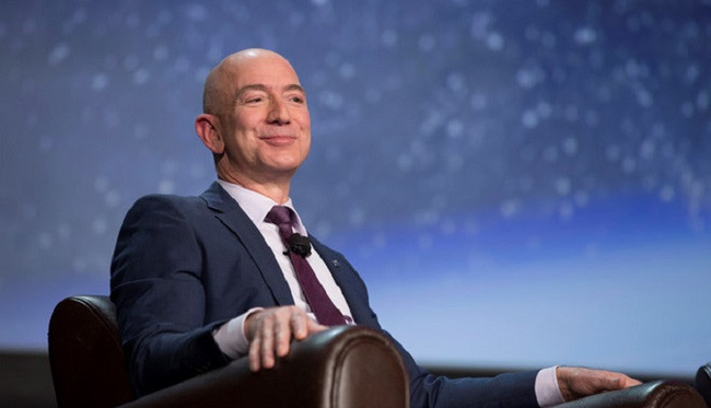 Người giàu nhất hành tinh đầu tư vào lĩnh vực giao nhận kỹ thuật số - ảnh 2