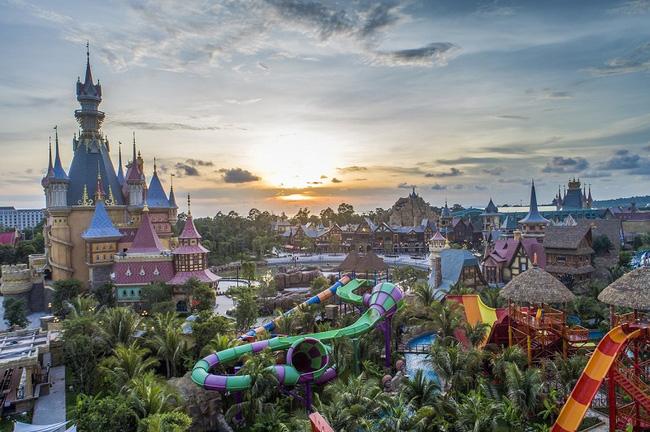 Khai trương công viên chủ đề lớn nhất Việt Nam - Vinwonders Phú Quốc - ảnh 11