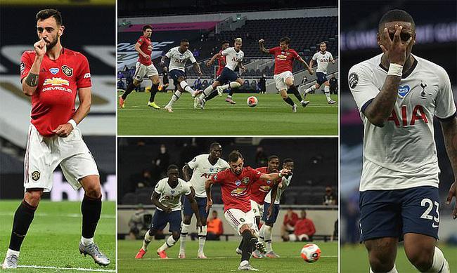 Xem lại Tottenham vs Man United, Ngoại hạng Anh – 20/06/2020