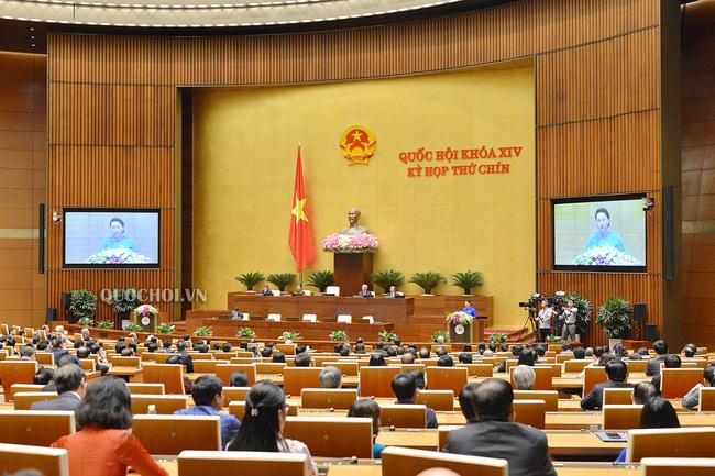Chỉ thị của Bộ Chính trị về lãnh đạo cuộc bầu cử đại biểu Quốc hội khóa XV - ảnh 1
