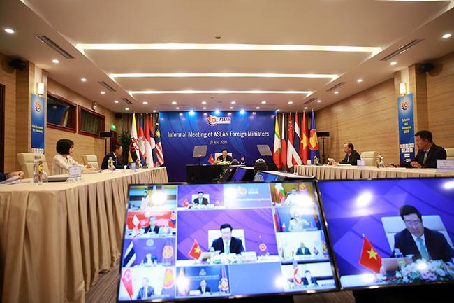 Hôm nay (26/6), Khai mạc Hội nghị cấp cao ASEAN lần thứ 36 - ảnh 2