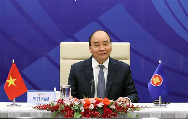 "PM Nguyen Xuan Phuc is to preside over  the opening, plenary, and special sessions of the summit themed  ""Cohesive and Responsive ASEAN"""
