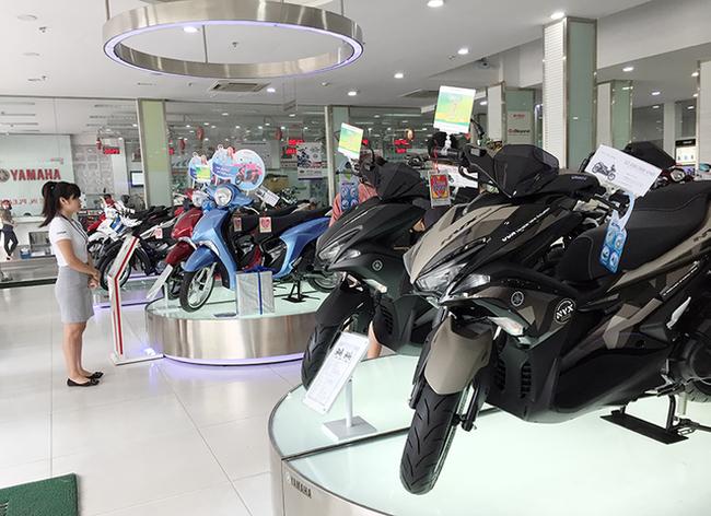 Doanh số bán xe máy ở Việt Nam giảm mạnh trong quý II - ảnh 3