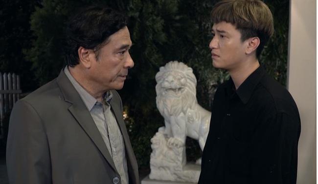 Lựa chọn số phận - Tập 19: Trong lúc chạy án, bố Đức thản nhiên hỏi con trai cần tiền không - ảnh 3