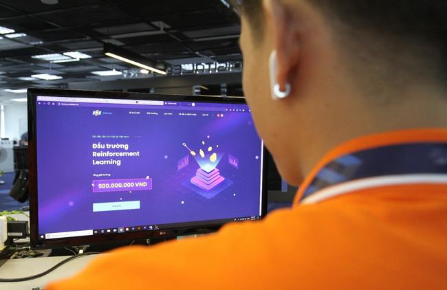 Đấu trường Học tăng cường - Cuộc thi đầu tiên về công nghệ học tăng cường tại Việt Nam - ảnh 2