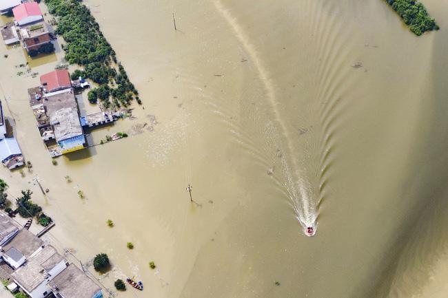 Trung Quốc Nhiều Tỉnh Ban Bố Cảnh Bao đỏ Về Lũ Lụt đập Tam Hiệp Căng Minh Chống Lũ Vtv Vn