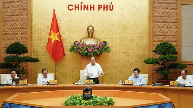 Public investment disbursement must be accelerated, says PM Nguyen Xuan Phuc at an online meeting with leaders of all cities and provinces