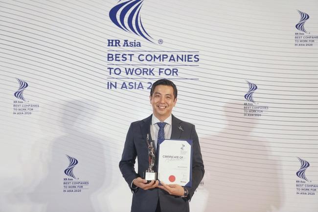 VNG và ABBank được vinh danh là Nơi làm việc tốt nhất Châu Á - ảnh 1