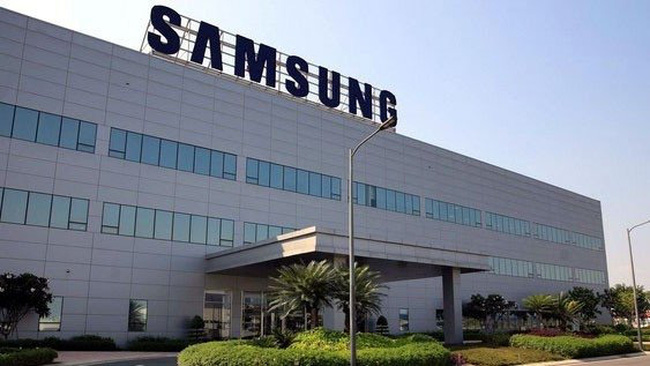 The operations centre of the Samsung Electronics HCMC CE Complex at the Saigon Hi-tech Park in Ho Chi Minh City.