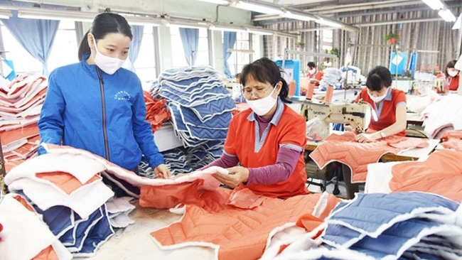 Bilateral trade between Vietnam and the EU in 2019 was nearly US$57 billion.
