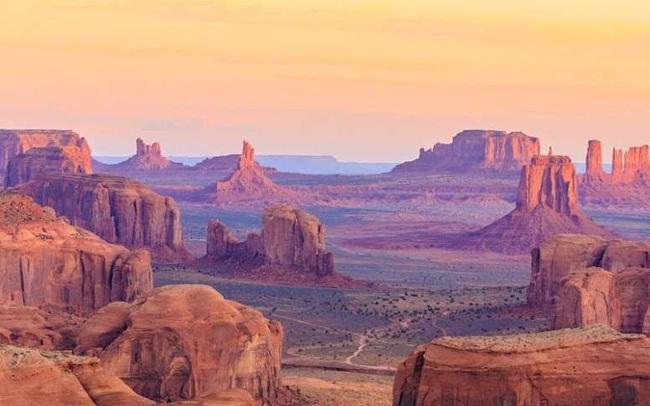 Ngất ngây, 10 thung lũng đẹp kỳ ảo đến khó tin - ảnh 11