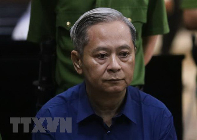 Khai trừ Đảng nguyên Phó Chủ tịch UBND TP.HCM, nguyên Giám đốc Sở TN&MT TP.HCM - ảnh 1