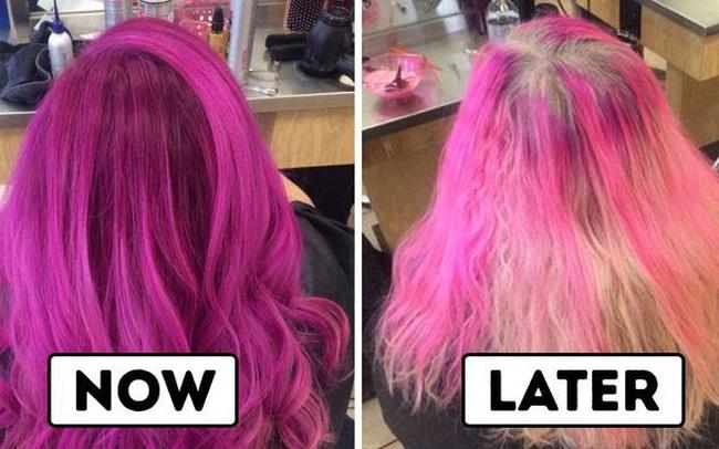 10 bí quyết giữ màu tóc nhuộm lâu bất ngờ - ảnh 10