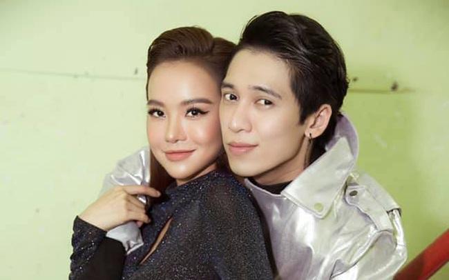 Tronie Ngô có hành động cực đáng yêu với bạn gái trên sóng truyền hình - ảnh 4