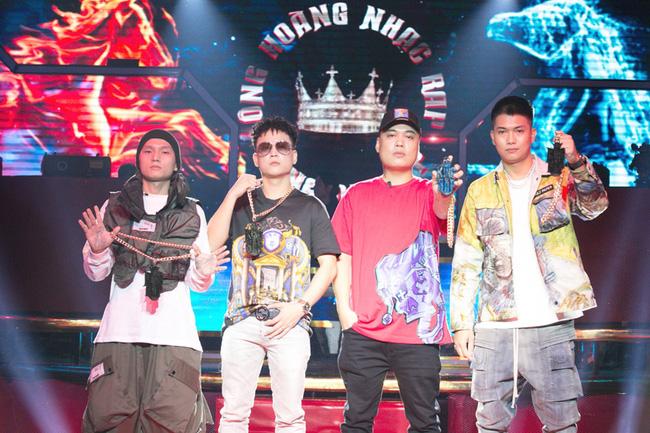 king of rap là gì