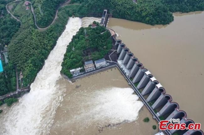 Trung Quốc Kich Hoạt Phản ứng Khẩn Cấp đối Pho Với Lũ Lụt Vtv Vn