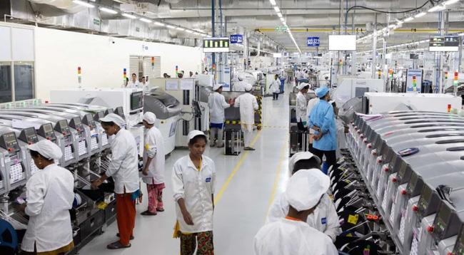 Hoạt động của Foxconn tại Ấn Độ bị gián đoạn do căng thẳng Trung - Ấn - ảnh 3