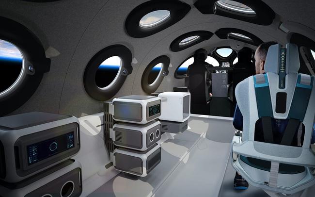 Du lịch vũ trụ là có thật: máy bay du hành không gian đầu tiên trên thế giới được hé lộ - ảnh 4