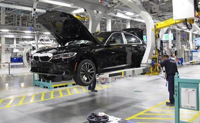 BMW tăng cường sản xuất xe điện - ảnh 3